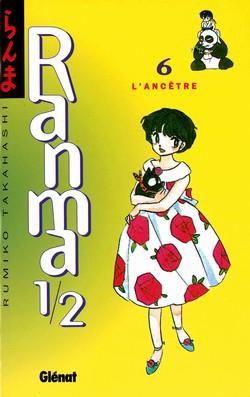 9782723418522 Manga Ranma 1/2  Vol 06 L Ancetre BD