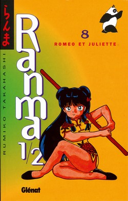 9782723420174 Manga Ranma 1/2  Vol 08 Romeo Et Juliette BD