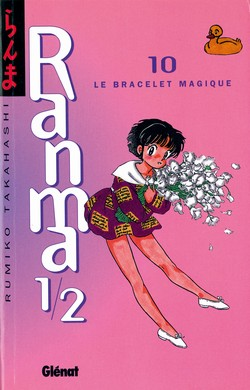 9782723422864 Manga Ranma 1/2  Vol 10 Le Bracelet Magique BD