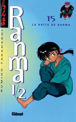 9782723422918 Manga Ranma 1/2  Vol 15 BD