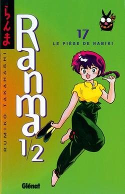9782723424790 Manga Ranma 1/2  Vol 17 BD