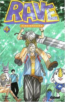 9782723445061 Manga Rave Vol 9 BD