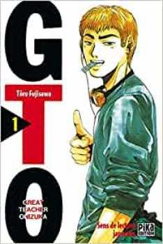 9782845991002 Manga GTO Great Teacher Onizuka Vol 1 BD