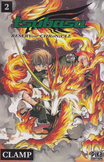 9782845993884 Manga Tsubasa Reservoir Chronicle Vol 2 BD