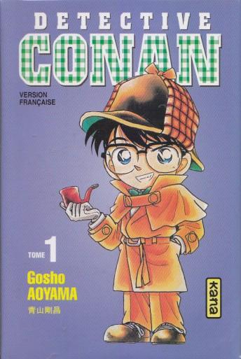 9782871291282 Manga Detective Conan  Vol 1 BD