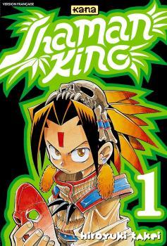 9782871292777 Manga Shaman King Vol 1 BD