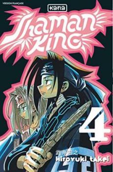 9782871292807 Manga Shaman King Vol 4 BD
