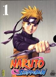 3309450029508 Coffret Naruto Shippuden Vol 01 DVD