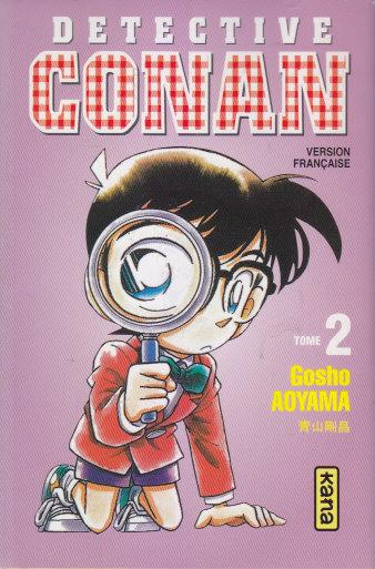 9782871293842 Manga Detective Conan Vol 2 BD