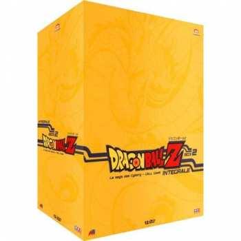 3384442222044 Coffret Dragon Ball Z Integrale Box 2/3 (12dvd) DVD