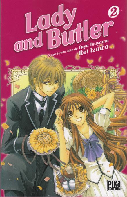 9782811604370 Manga Lady And Butler Vol 2 BD