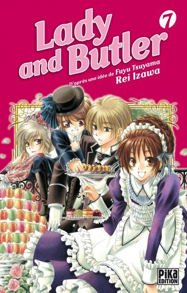 9782811606053 Manga Lady And Butler Vol 7 BD