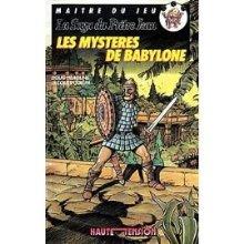 9782010117244 les mysteres de babylone - Maitre Du Jeu Saga Du Pretre Jean T4 Haute Tension