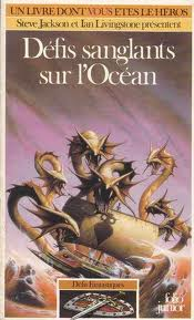 9782070333509 Defis Sanglants Sur L Ocean - DEFIS FANTASTIQUES - Livre Dont Vous Etes Le Heros
