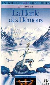 9782070333196 Les Cryptes De La Terreur - LOUP ARDENT - Livre Dont Vous Etes Le Heros 319