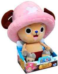 3760116327572 Figurine One Piece Peluche  Chopper Buzzing 30 Cm