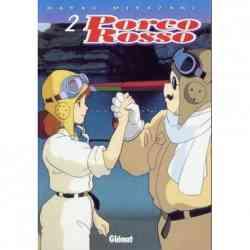 9782723419987 Manga Porco Rosso Vol 2 BD