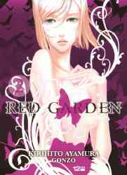 9782356480033 Manga Red Garden Vol 2 BD