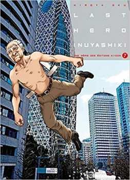 9791032700556 Manga Last Hero Inuyashiki  VOL7  FR BD
