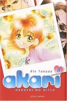 9782302006645 Manga Akari Vol 8 BD