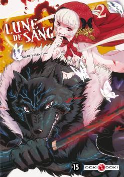 9782818933022 Manga Lune De Sang Vol 2 BD