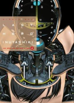 9782355929984 Manga Last Hero Inuyashiki Vol 6 BD