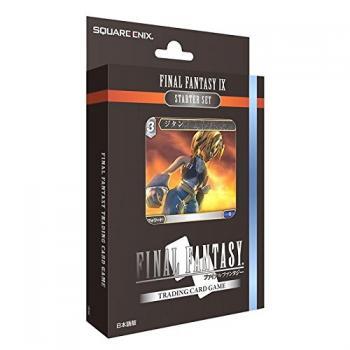4988601328272 Starting Deck Jeu De Cartes Final Fantasy 9 Set