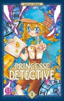9782373492446 Princesse Detective Tome 1 Pika