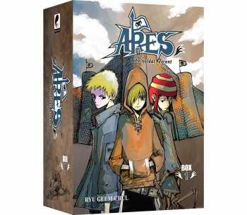 782368778753 res : Le Soldat Errant Manga 10 Tomes Black Box