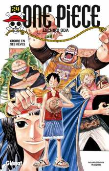 9782723494809 One Piece Tome 24