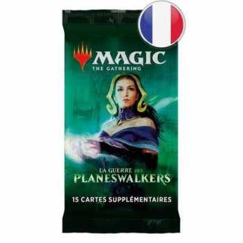 5010993547241 Magic The Gathering Booster La Guerre Des Planeswalkers Français