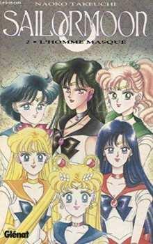 9782723419048 Sailor Moon T.2 L'homme Masqué