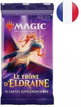 5010993564705 Magic The Gathering Booster Trône d'Eldraine Français