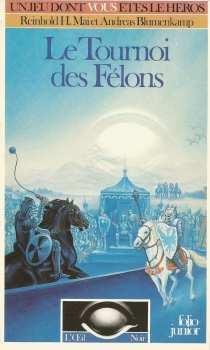 9782070333370 Le Tournoi Des Félons - Oeil Noir - Jeu Dont Vous Etes Le Héros 337