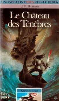 9782070333158 Le Chateau Des Tenebres - Quete Du Graal 1 - Livre Dont Vous Etes Le Héros 315