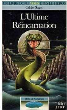 9782070567393 L Ultime Reincarnation-défis Et SortilègesT8-livre Dont Vous Etes Le Héros 673