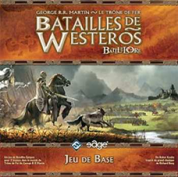 9781589946934 Batailles De Westeros - Jeu De Base