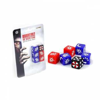 5060453692844 RE Resident Evil 2 Extra Dice Pack