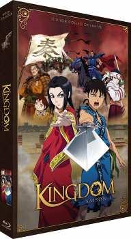 3760255441146 Kingdom - Saison 1 - Edition Collector Limitée - Coffret A4 Blu-ray