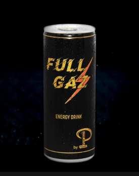 5430001734072 Full Gaz Energy Drink By Pepone 25CLcan