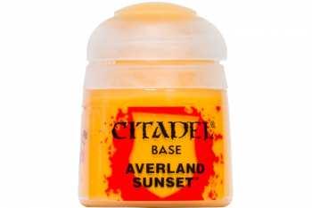 5011921026180 Figurine Game Workshop - Averland Sunset Peinture - Warhammer Citadel