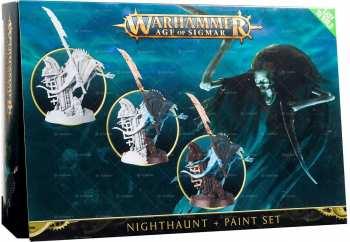 5011921102655 Figurine Game Workshop - Nighthaunt Paint Set - Warhammer Citadel
