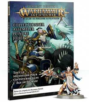 9781788262958 Magazine - Comment Debuter À WH Age Of Sigmar - Warhammer Citadel