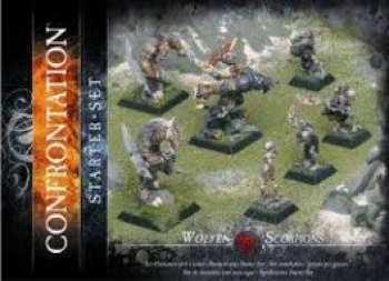 3661116067409 CONFRONTATION - Starter Set - Wolfen Scorpions - Wolfen of Yllia - Rackham