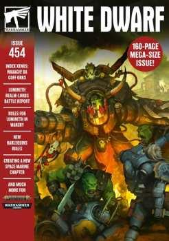 9772658712017 Magazine Warhammer- White Dwarf - 454