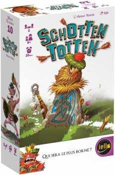 3760175513022 Jeu De Cartes Schotten Totten ( Qui Sera Le Plus Borné? )