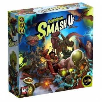 3760175510830 Jeu De Carte, Affrontement - Smash Up Iello