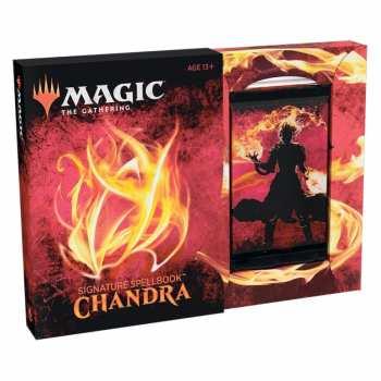630509923984 MTG Signature Spellbook Chandra Piece