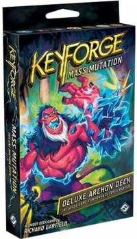841333110468 Keyforge Mutation De Masse Deck Deluxe
