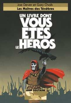 3260050693516 Les Maitres Des Tenebres - LOUP SOLITAIRE - Livre Dont Vous Etes Le Heros